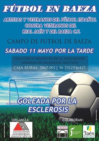 Fútbol en Baeza (Jaén)